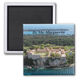 Ile-Sainte-Marguerite - Quadratischer Magnet