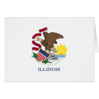 Illinois Karte