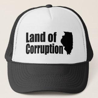Illinois: Land von Korruption Truckerkappe