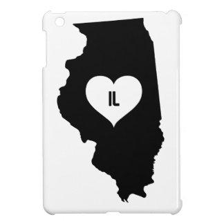 Illinois-Liebe iPad Mini Hülle