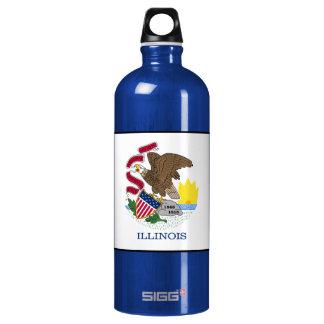 Illinois Wasserflasche
