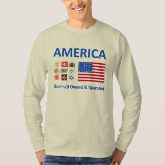 Illuminati besaß u. funktioniert T-Shirt