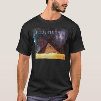 Illuminati galaktisches Geheimnis T-Shirt