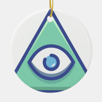 Illuminati Keramik Ornament