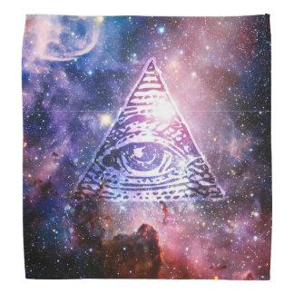 Illuminati Nebelfleck Halstücher