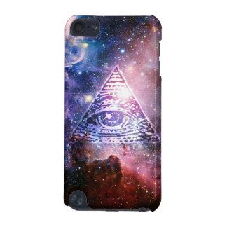 Illuminati Nebelfleck iPod Touch 5G Hülle