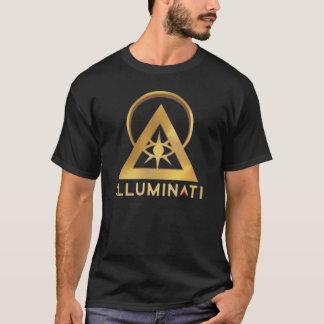Illuminati offizielles Websitelogo T-Shirt