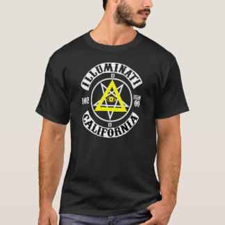 ILLUMINATI VON CALIF T-Shirt