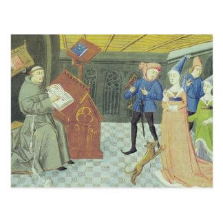 Illustration Carlo Marsuppini Postkarte