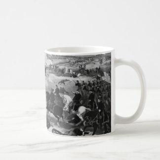 Illustration der Schlacht von Gettysburg Kaffeetasse