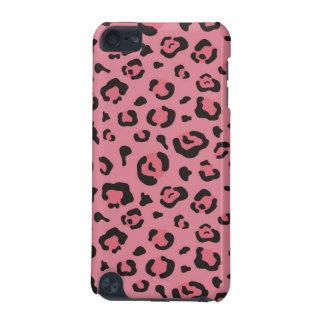 Illustration des Leopard-Rosa-Tieres iPod Touch 5G Hülle