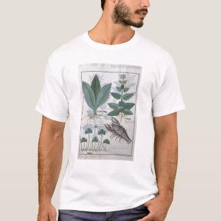 Illustration vom 'Buch der einfachen Medizin T-Shirt