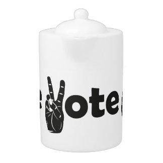 Illustrations-Abstimmung für Frieden