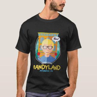 Illustrations-T - Shirt Randy Gilson