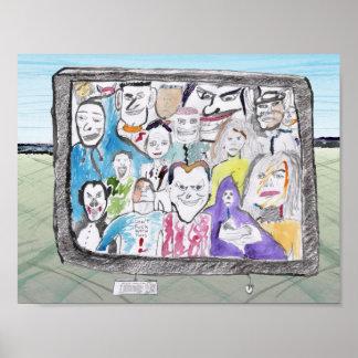 """ILM 11"""" x 8,5"""", Wert-Plakat-Papier (Matt) Poster"""