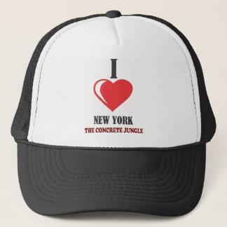 ILOVE NEWYORK TRUCKERKAPPE