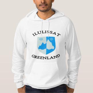 Ilulissat Wappen (2) Hoodie