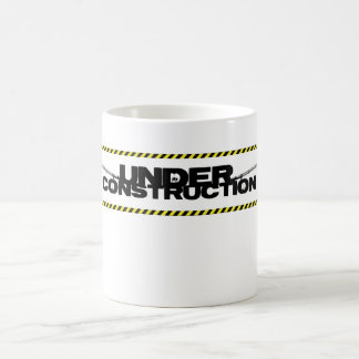 im Bau Kaffeetasse