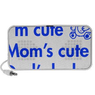 Im-cute-moms-cute-dads-lucky-fut-blue.png Mini Lautsprecher