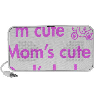 Im-cute-moms-cute-dads-lucky-fut-pink.png Mp3 Lautsprecher