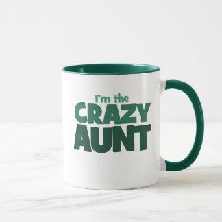 Im die VERRÜCKTE Tante Tasse