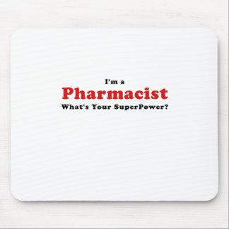 Im ein Apotheker, was Ihre Supermacht ist Mousepad