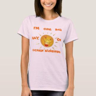 IM EIN GROSSER STRAHL FUCKEN SONNENSCHEIN T-Shirt