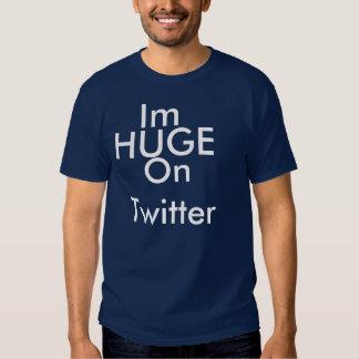 Im, ENORM, auf Twitter Tshirt