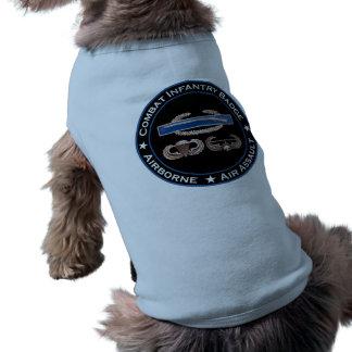 Im Flugzeug Luft-Angriff CIB Shirt