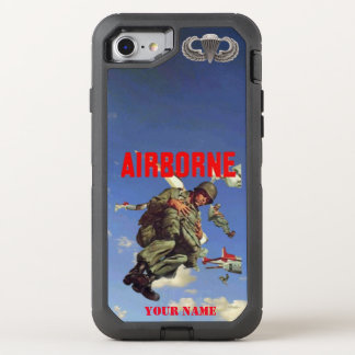 IM FLUGZEUG OtterBox DEFENDER iPhone 8/7 HÜLLE