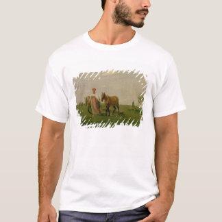 Im Frühjahr pflügen, 1820s T-Shirt