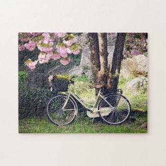 Im Früjahr Garten Puzzle