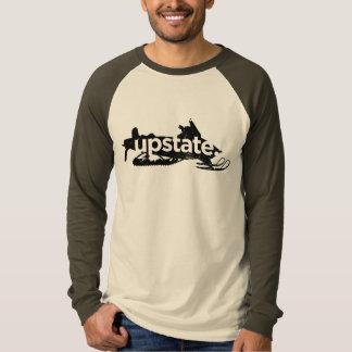 im Hinterland. Schlitten Ballshirt T-Shirt