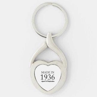 Im Jahre 1936 gemacht Schlüsselanhänger