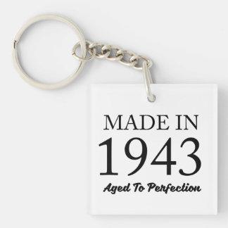 Im Jahre 1943 gemacht Schlüsselanhänger