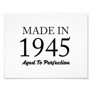 Im Jahre 1945 gemacht Photographie