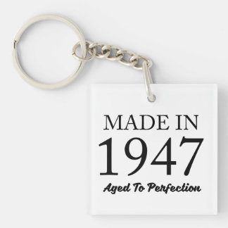 Im Jahre 1947 gemacht Schlüsselanhänger