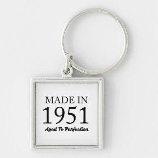 Im Jahre 1951 gemacht Schlüsselanhänger