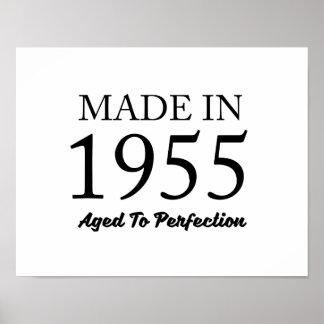 Im Jahre 1955 gemacht Poster