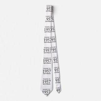 Im Jahre 1957 gemacht Krawatte
