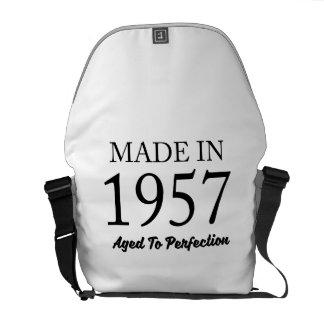 Im Jahre 1957 gemacht Kuriertasche