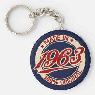 Im Jahre 1963 gemacht Schlüsselanhänger