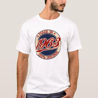 Im Jahre 1963 gemacht T-Shirt