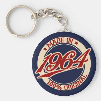 Im Jahre 1964 gemacht Schlüsselanhänger