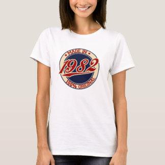 Im Jahre 1982 gemacht T-Shirt