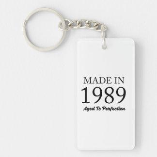 Im Jahre 1989 gemacht Schlüsselanhänger