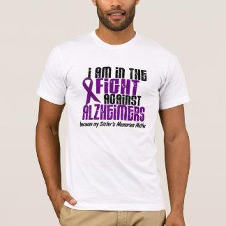 Im Kampf gegen Alzheimer BEUNRUHIGT T-Shirt