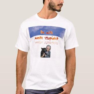 Im mit dümmerem T-Shirt