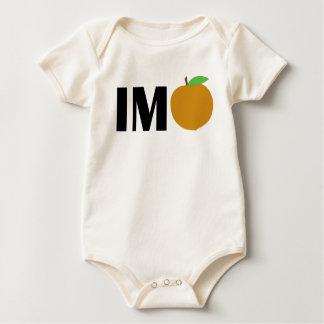 IM Pfirsich Baby Strampler