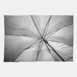 Im Regenschirm Geschirrtuch